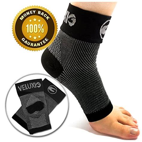 basketball shoes for plantar fasciitis veluxio best unisex ankle foot compression plantar