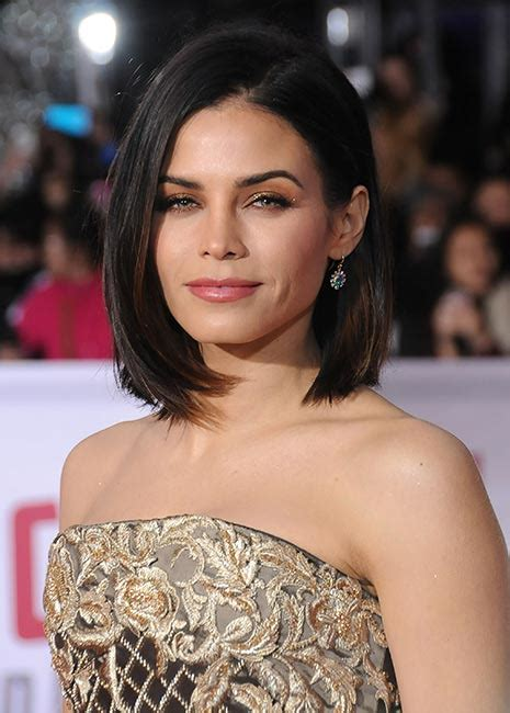 how to style jenna dewans short hair jenna dewan tatum shares her secret to styling short hair