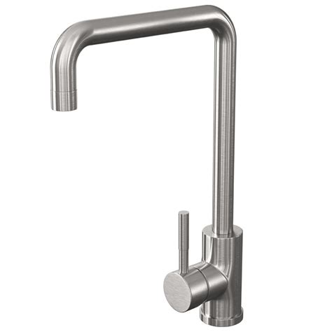 kitchen faucets edmonton edmonton modern brushed stainless steel kitchen mixer tap