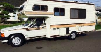 Toyota Dolphin 1981 Toyota Dolphin Motorhome Pictures To Pin On