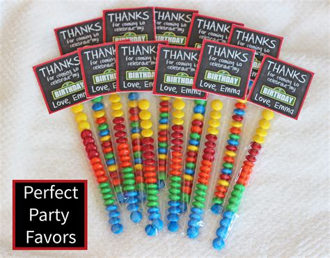 Giveaways For Birthday Party - sesame street birthday party favors simplistically sassy