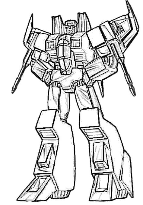 coloring pages with transformers starscream transformers coloring page coloring pages