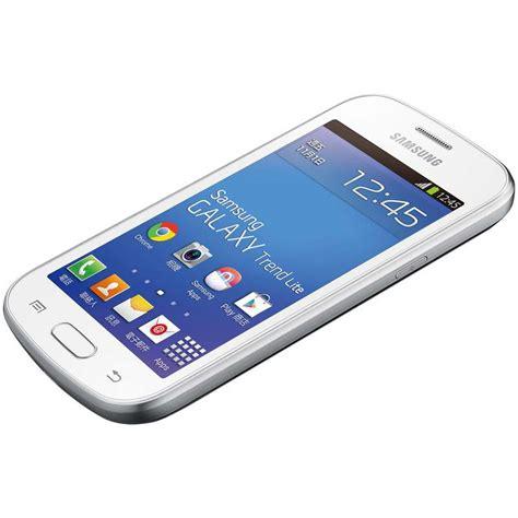 smartphone galaxy trend lite samsung s7390 galaxy trend lite blanco libre smartphone movil