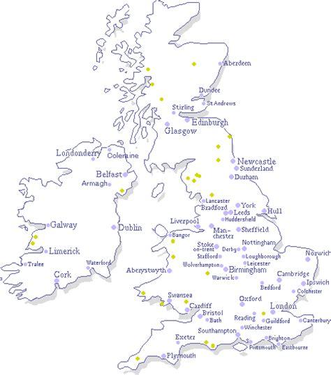 map of major cities in uk rsu26 orono maine passport