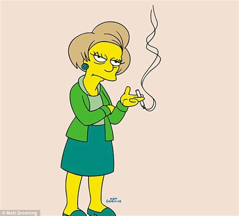K Simpsons by The Simpsons Pays Tribute To Mrs Krabappel After Marcia