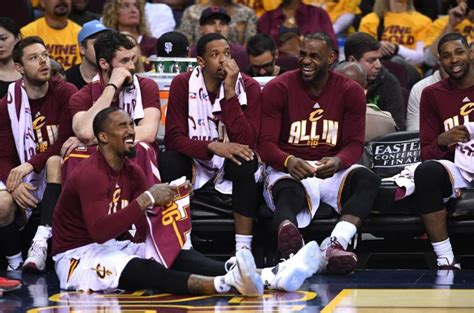 how much can lebron bench lebron james cavs one win away from returning to nba