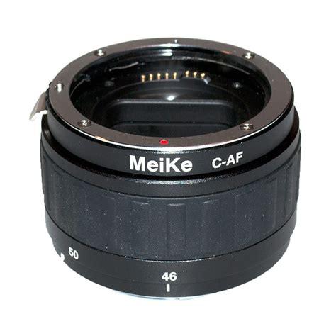Meike Automatic Extention For Canon M Mount Delta Extension Set Canon