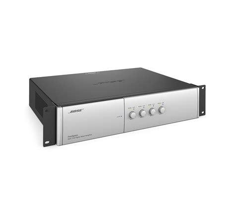 Mixer Lifier Za2120 freespace bose professional