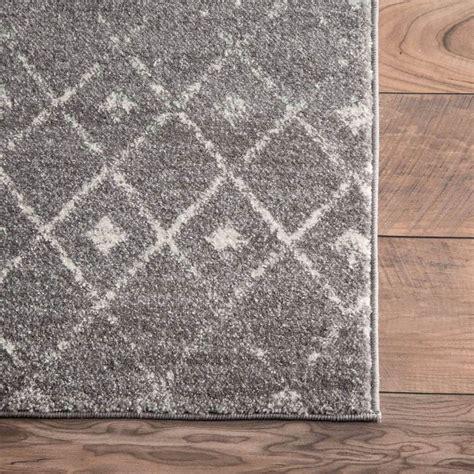 moroccan print rug grey moroccan print area rug dormify