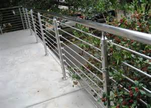 Stainless Steel Outdoor Handrails Stainless Steel Handrail Railing Modern Outdoor Decor