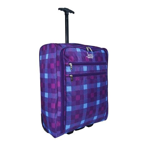 cabin approved ryanair luggage travel holdall wheeled