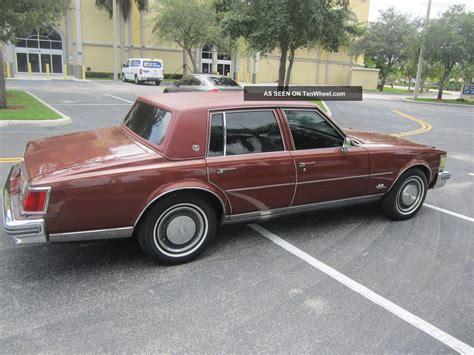 1976 Cadillac Seville by 1976 Cadillac Seville Solid Florida Car Bid Now