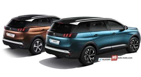 Auto Tuning Peugeot 5008 by Peugeot 5008 2017 Autoweek Nl