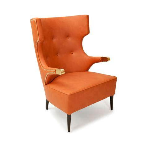 sessel orange sessel orange aus kunstleder bei trend4rooms