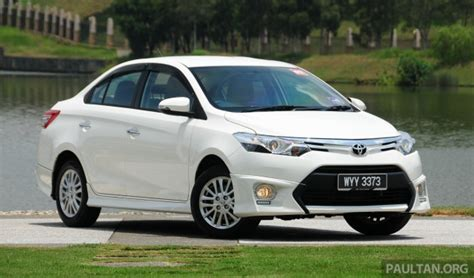 Toyota Vios 1 5 G Review Driven 2013 Toyota Vios 1 5 G Review