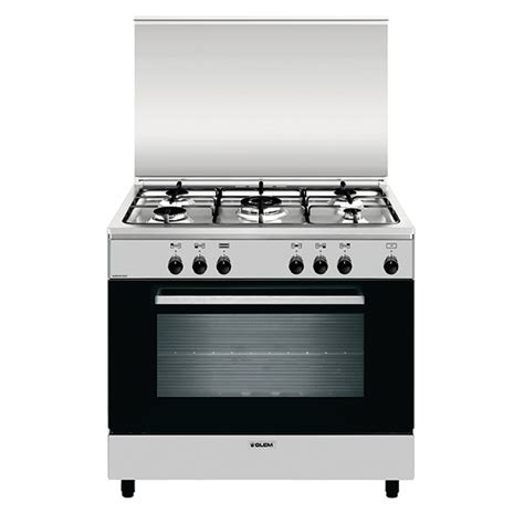 List Oven Gas al9612mi gas oven with electric grill cooking products glem gas