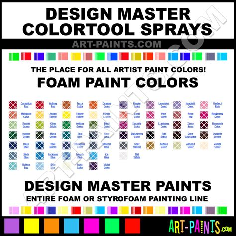 design master paint blackberry colortool sprays foam and styrofoam paints