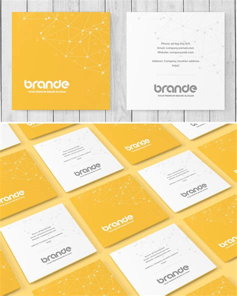 3 Realistic Business Cards Mockup Templates by Realistic Business Card Mockup Templates 20 Idevie