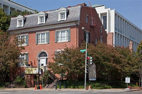 Sewall Belmont House by Historic Buildings In Washington Dc
