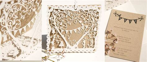 Wedding Cut Out by Cut Out Wedding Invitations Design Your Unique Wedding
