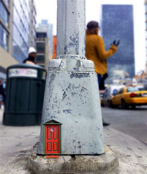 doll house nyc daily what miniature fairy doors are popping up all over nyc untapped cities
