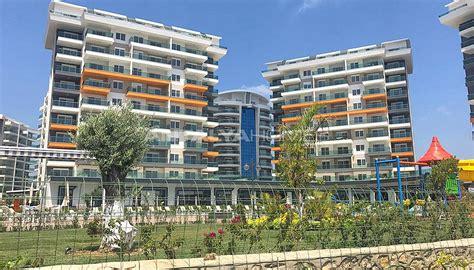 olive garden apartmanı sahile yakın cazip daireler