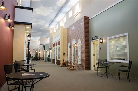 Nursing Home Interior Design One Turned Nursing Home Design On Its When He Created This Stunning Facility