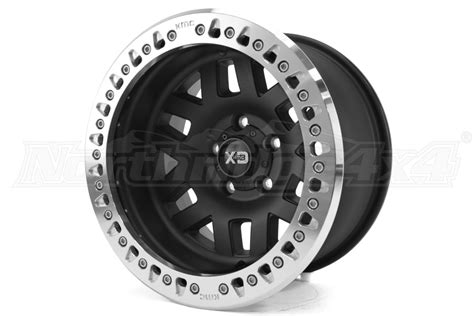 jeep beadlock wheels kmc wheels xd229 machete beadlock satin black wheel 17x9