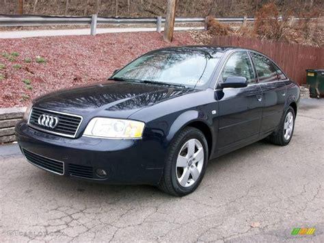 2004 audi a6 3 0 quattro 2004 blue pearl effect audi a6 3 0 quattro sedan