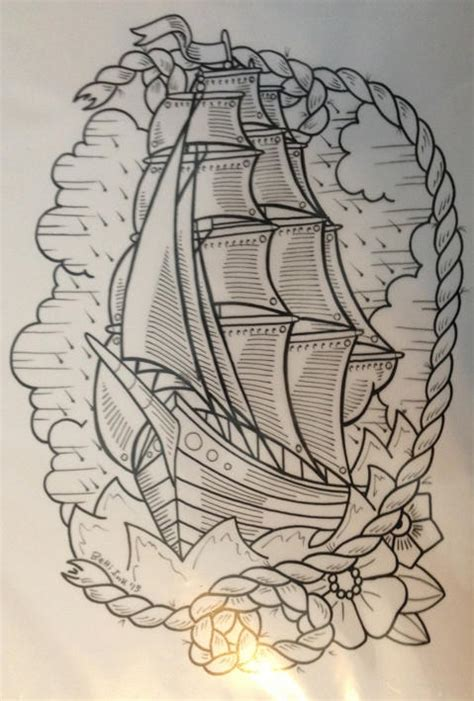 veliero old school tattoo dwid tattoo studio wix com