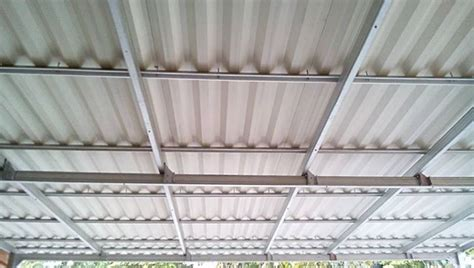 Canopy Rooftop Alderon Meadow Green   Baja Ringan Cikarang