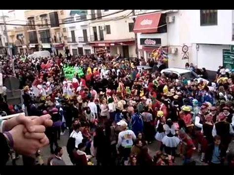 carnaval de coria carnaval de coria del r 237 o 2014 youtube