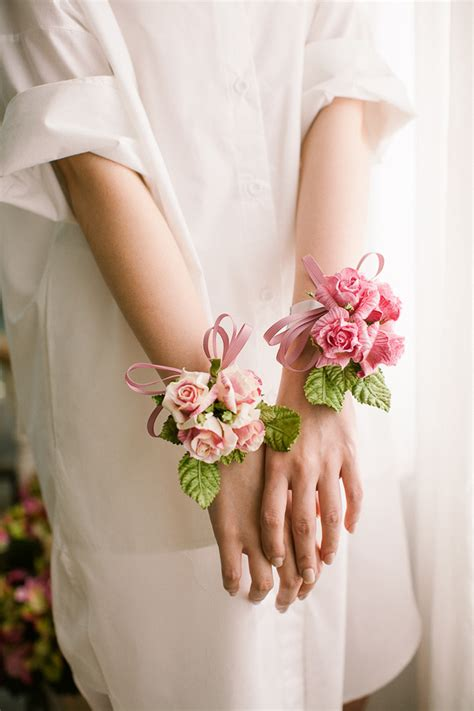 Wedding Corsages by 32 Wrist Corsages For Any Wedding Mon Cheri Bridals