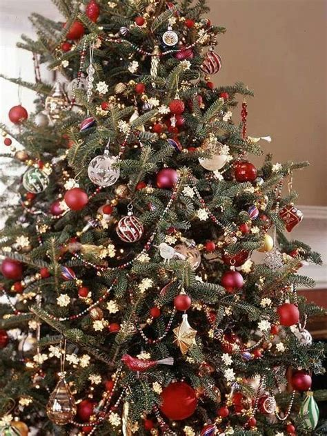old fashioned christmas oh christmas tree pinterest