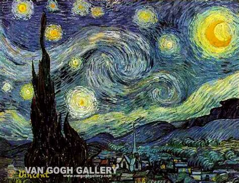 starry night van gogh starry night desktop wallpaper van gogh gallery