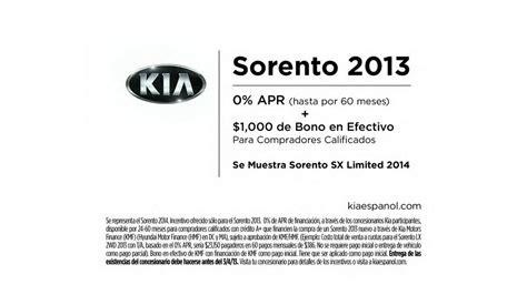 dnde est spot un 8416429405 2013 kia sorento tv commercial donde spanish ispot tv