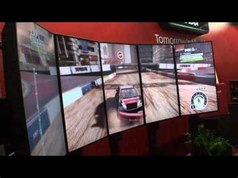 Harga Acer Gn246hl amd s eyefinity six screen uber setup at computex rocks