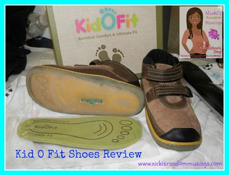 barefoot comfort shoes kidofit barefoot comfort shoes review nicki s random musings
