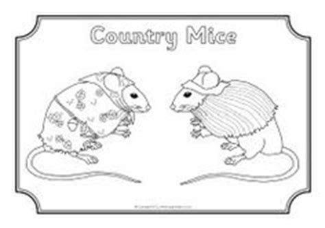 town mouse coloring page city mouse country on pinterest mice country and continents