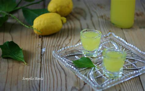 come fare il limoncello a casa come fare il limoncello in casa
