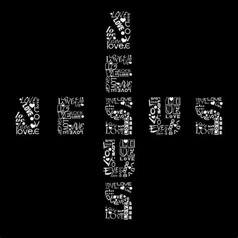 typography jesus jesus is by petertwl on deviantart