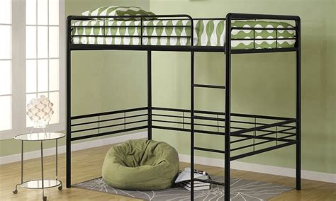 buy futon bunk bed best reasons to buy a loft bed for your kids overstock com
