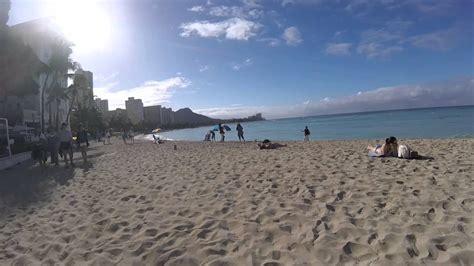 Waikiki In The Morning by Walking In The Morning At Waikiki