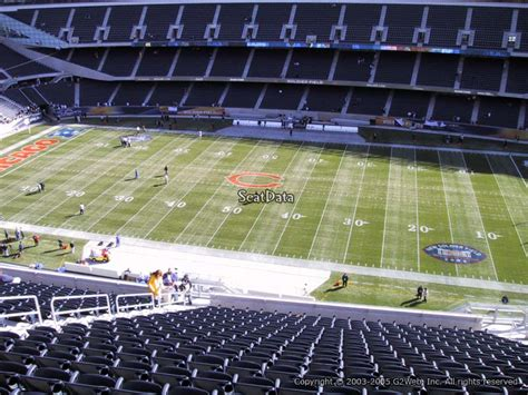 Soldier Field Section 435 Chicago Bears Rateyourseats Com