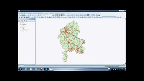tutorial arcgis 10 romana arcgis 10 tutorial intersect youtube