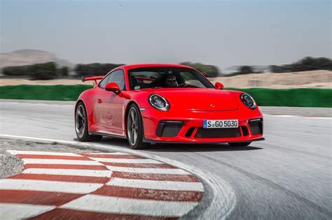 porsche 911 gt3 2018 porsche 911 gt3 first drive review as you like it