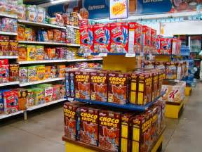 Grocery Store by Tamarindo Costa Rica Daily Photo Grocery Store Cereal Aisle