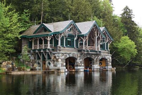 boat house nyc c topridge boat house upstate new york adirondacks