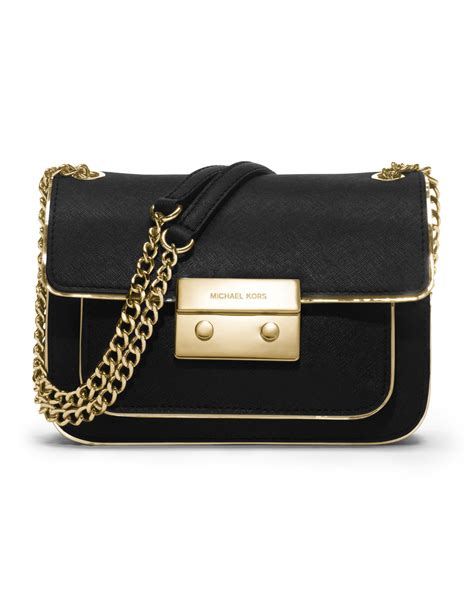 Michael Kors Shoulder Flap Bag by Michael Michael Kors Small Sloan Shoulder Flap Bag In