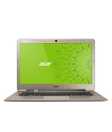Laptop Acer Aspire S3 Ultrabook I5 acer aspire s3 391 ultrabook 3rd intel i5 3337u